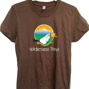womens Hiking T-Shirt S/S Outdoor Wilderness Trave